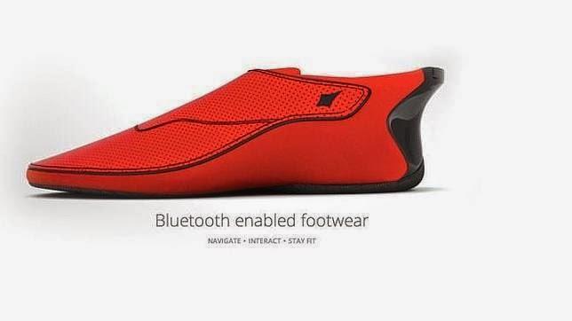 Lechal Shoes El Zapato Inteligente