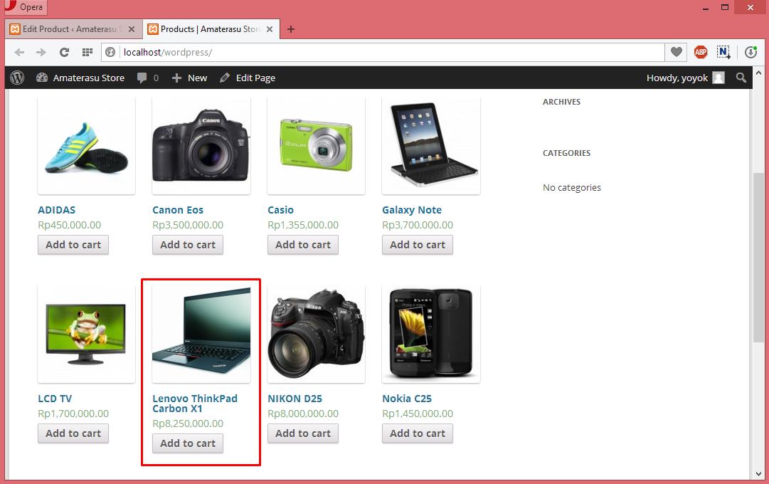 Panduan Menggunakan Plugin WooCommerce Untuk Membuat Toko Online di Wordpress 8