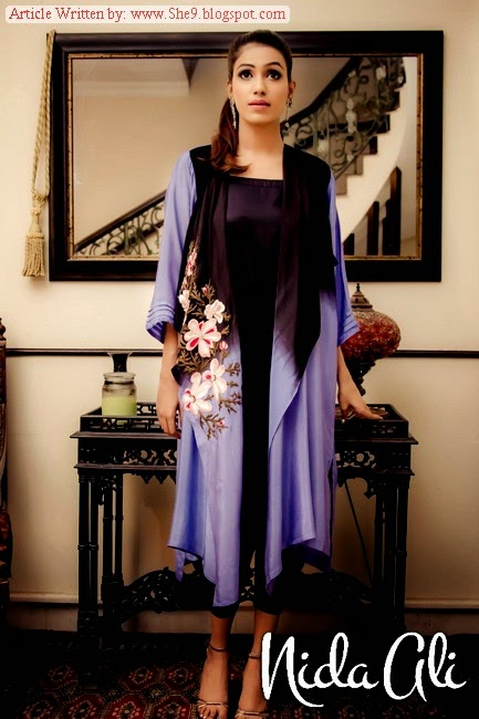 Nida Ali Eid Ul Azha Imtezaaj Collection 2014