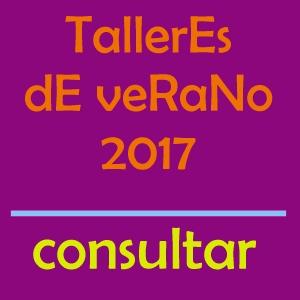 Talleres Verano 2017 BALVANERA-RECOLETA