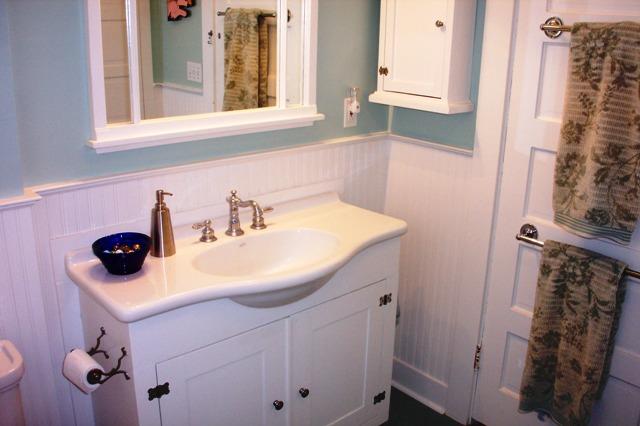 Dave Snyder Real Estate Portland Or Renovating A Bathroom Sink Before And After