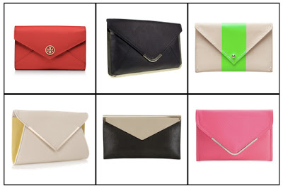 Envelope Bag | Via Mazzini Blog