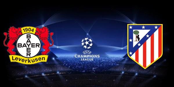 موعد مشاهدة مباراة أتلتيكو مدريد و باير ليفركوزن بث مباشر ||دور ال 16 دورى ابطال اوربا ||atletico-de-madrid-vs-bayer-04-leverkusen