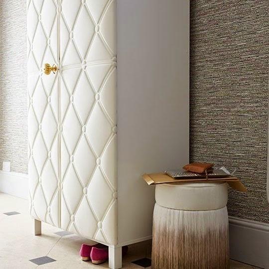 Empapelar armarios por fuera armarios empapelados with - Ideas para decorar un armario por fuera ...