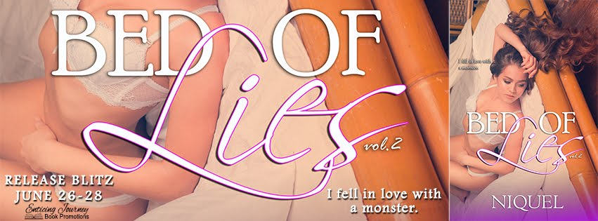Bed of Lies Release Blitz