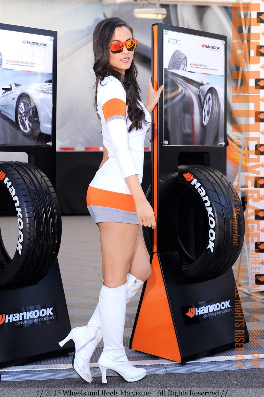 W U0026hm    Wheels And Heels Magazine  Hankook Umbrella Girls