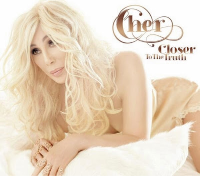 Target edition of Cher's album 'Closer To The Truth'.