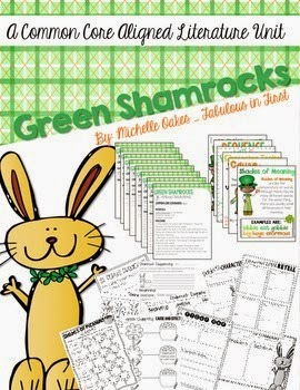 Green Shamrocks: Reading Unit