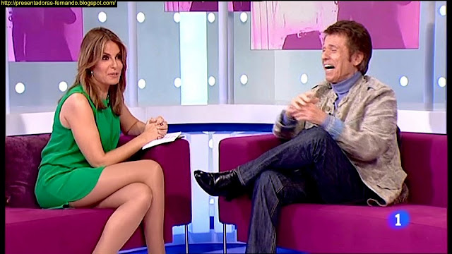 Pilar Garcia Muñiz piernas