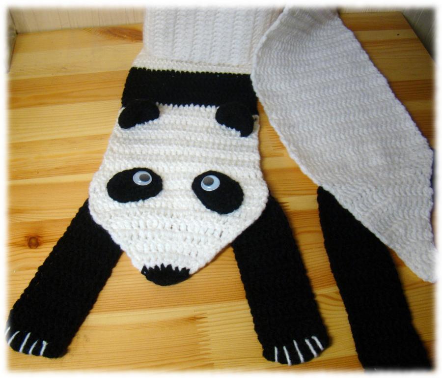 Знакомьтесь: панда.