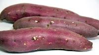 البطاطا الحلوة هي اهم الاطعمة المفيدة للشعر