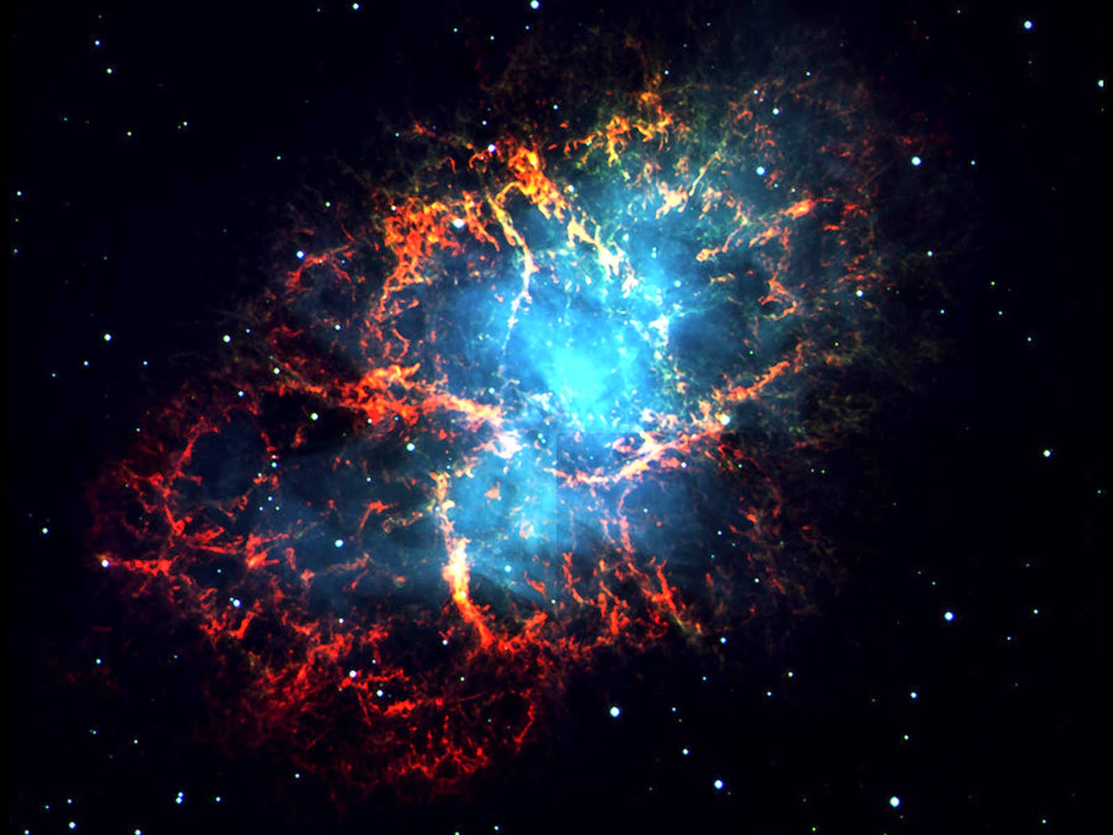 how to find the crab nebula