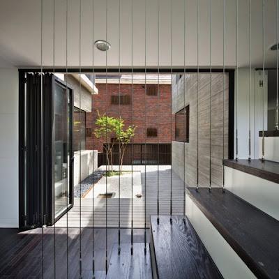Rumah Modern Korea 11