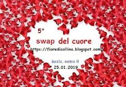 5° Swap del Cuore by Fiore