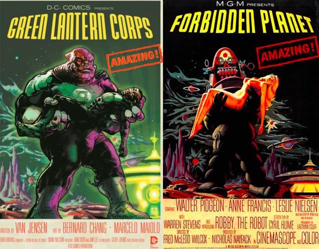 Comic Book Hunter & Gatherer: DC Comics March Variant ...