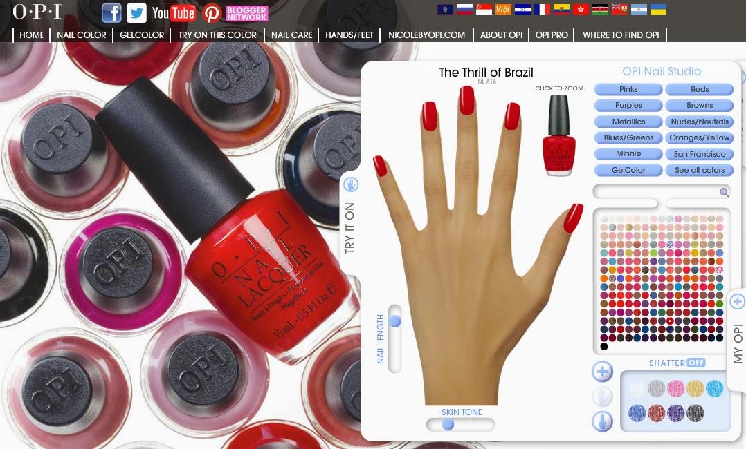 Real College Student of Atlanta: Fall nail polish trends