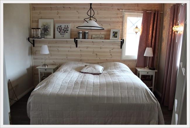 På Kvarnbacken Vårt sovrum