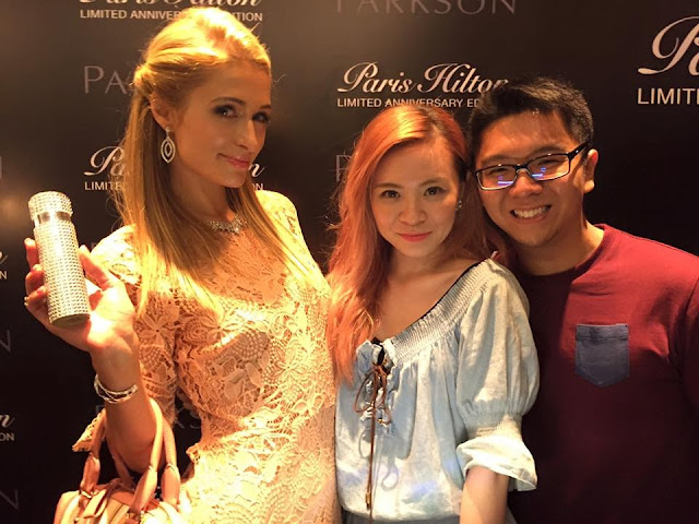 Paris Hilton and Malaysia Top 10 Female blogger