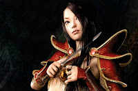 Heavenly Sword Video Game Wallpaper 22
