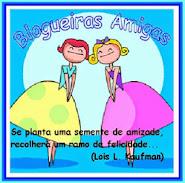 Selinho Blogueiras Amigas