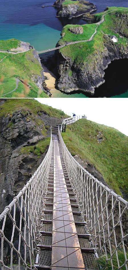 Jembatan Paling Ekstrim Di Dunia [ www.BlogApaAja.com ]