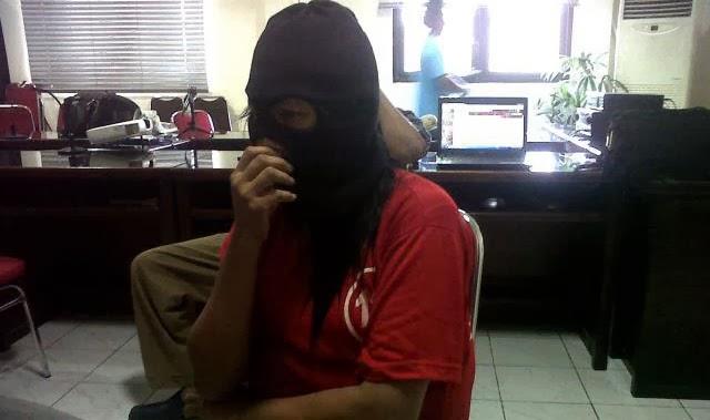 SPEKTANEWS (Surabaya) Seorang ibu muda berinisial MS,34, asal Wonocolo ...