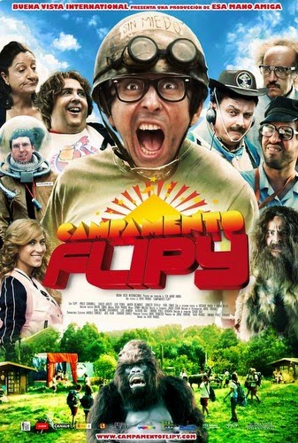 Ver Campamento Flipy (2010) online