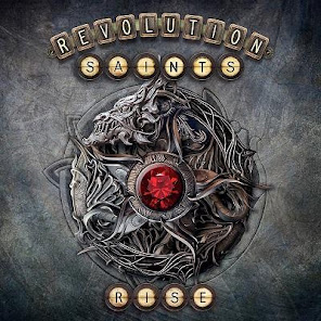 Revolution Saints Rise Frontiers Records, January 24, 2020