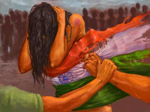 Indian Flag, Nirbhaya, Damini, BBC Documentry, India's Daughter, Delhi Rape
