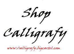Shop Calligrafy