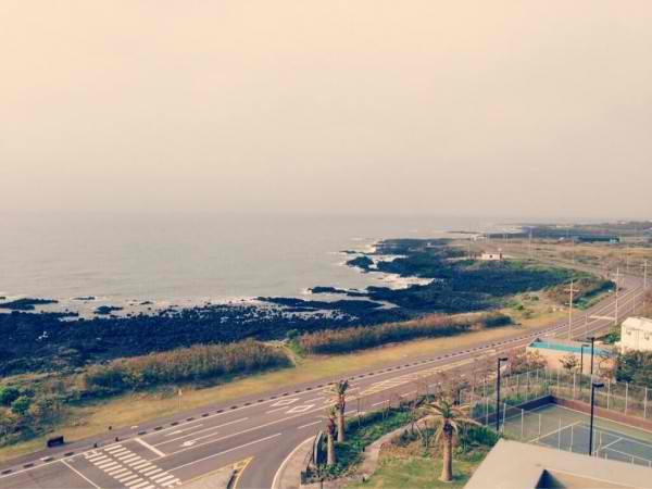 B2ST Di Pulau Jeju 03