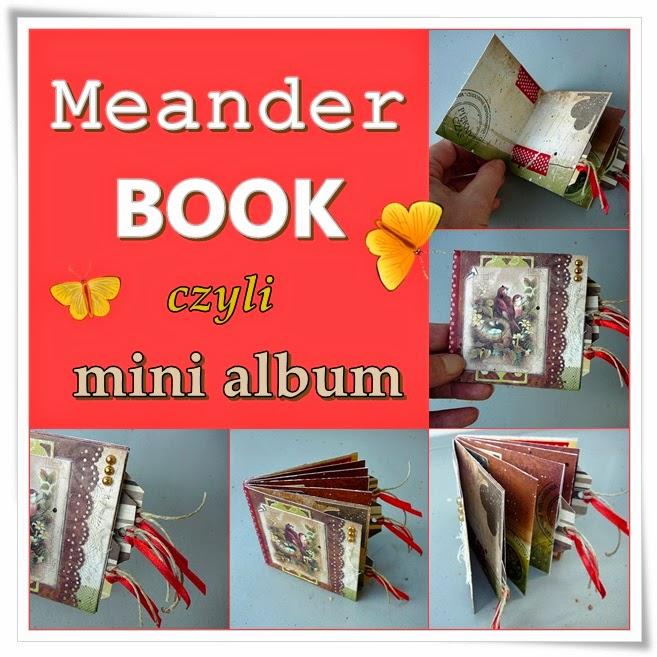 mini album składany