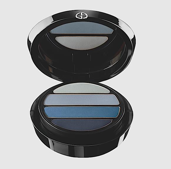 nouvelles palettes quad eyes to kill etk armani