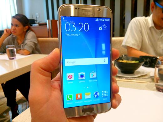 Samsung Galaxy S6 Philippines