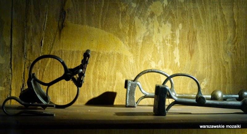 Warszawa muzeum siedziba gestapo cela tortury