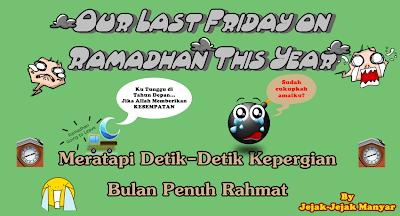 Sudah Cukupkah Amal Kita di Ramadhan Tahun Ini? Jejak Manyar