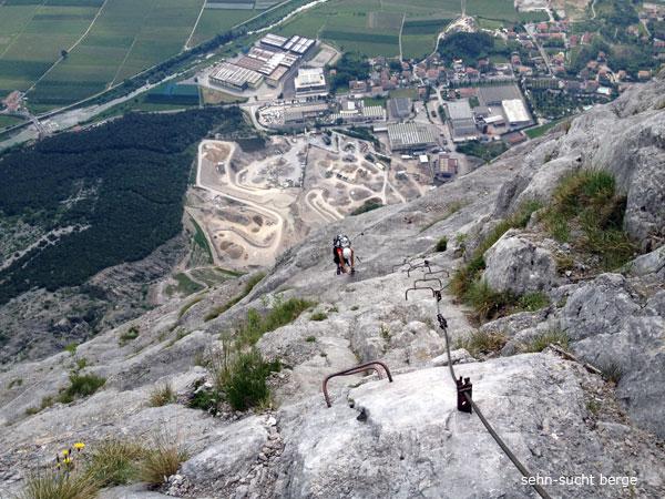 Klettersteig Che Guevara : Klettersteig via ferrata che guevara sport praxenthaler