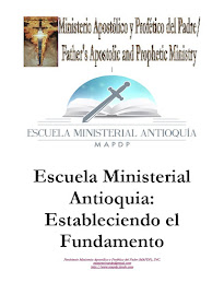 MANUAL ESCUELA MINISTERIAL ANTIOQUIA