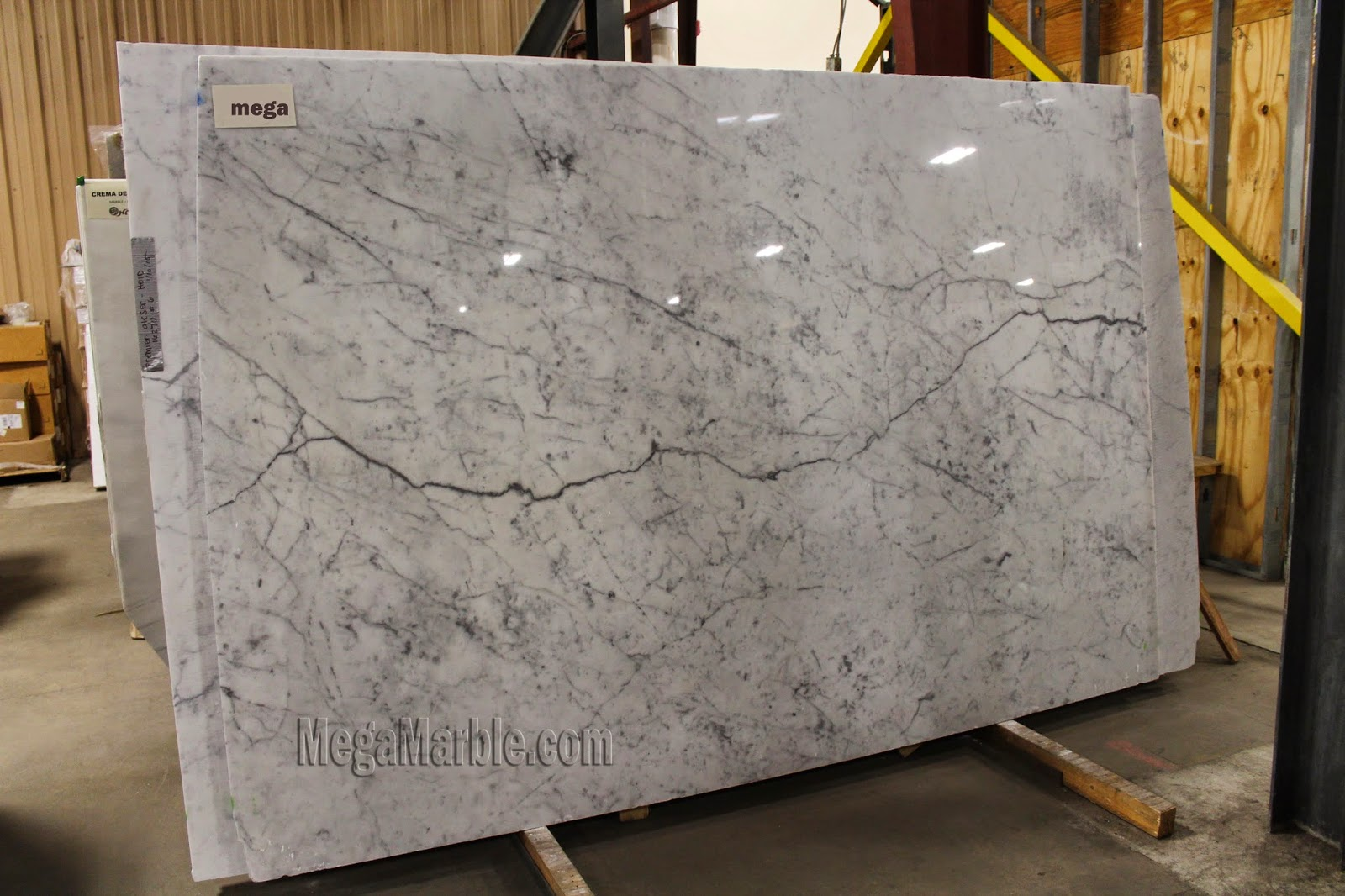 Marble Slabs For Countertops : White marble countertops nj