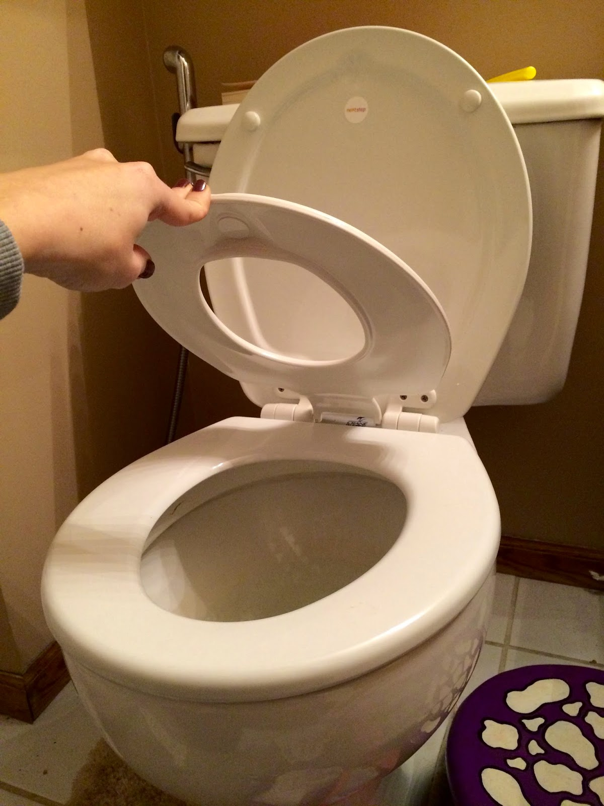 better together.: Potty Training at 20 Months: Week One.
