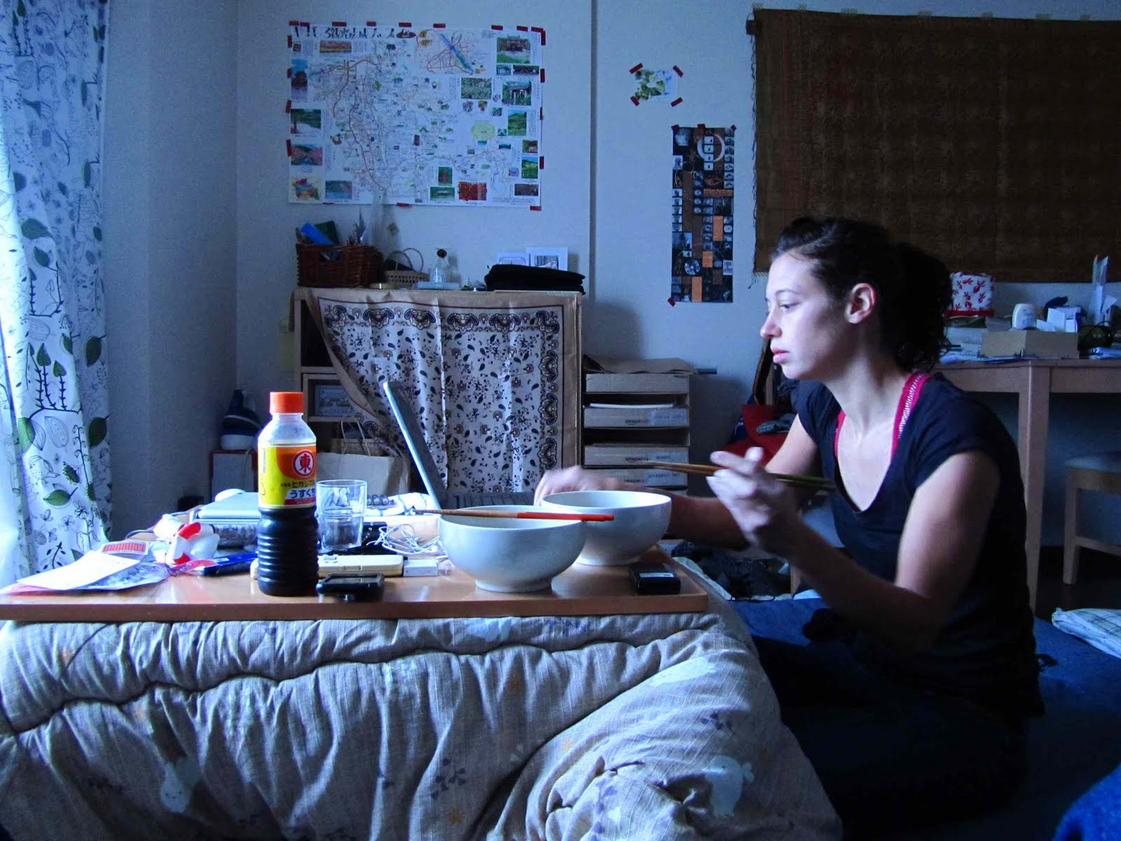 Wohnen In Tokio lonelysock märz 2011