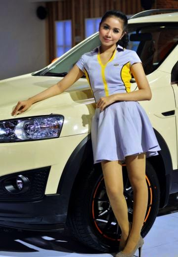 SPG Chevrolet IIMS 2014