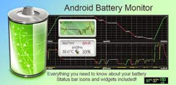 Free Download Battery Monitor Widget 3.2.1 APK for Android