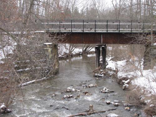Paris Creek, Michigan