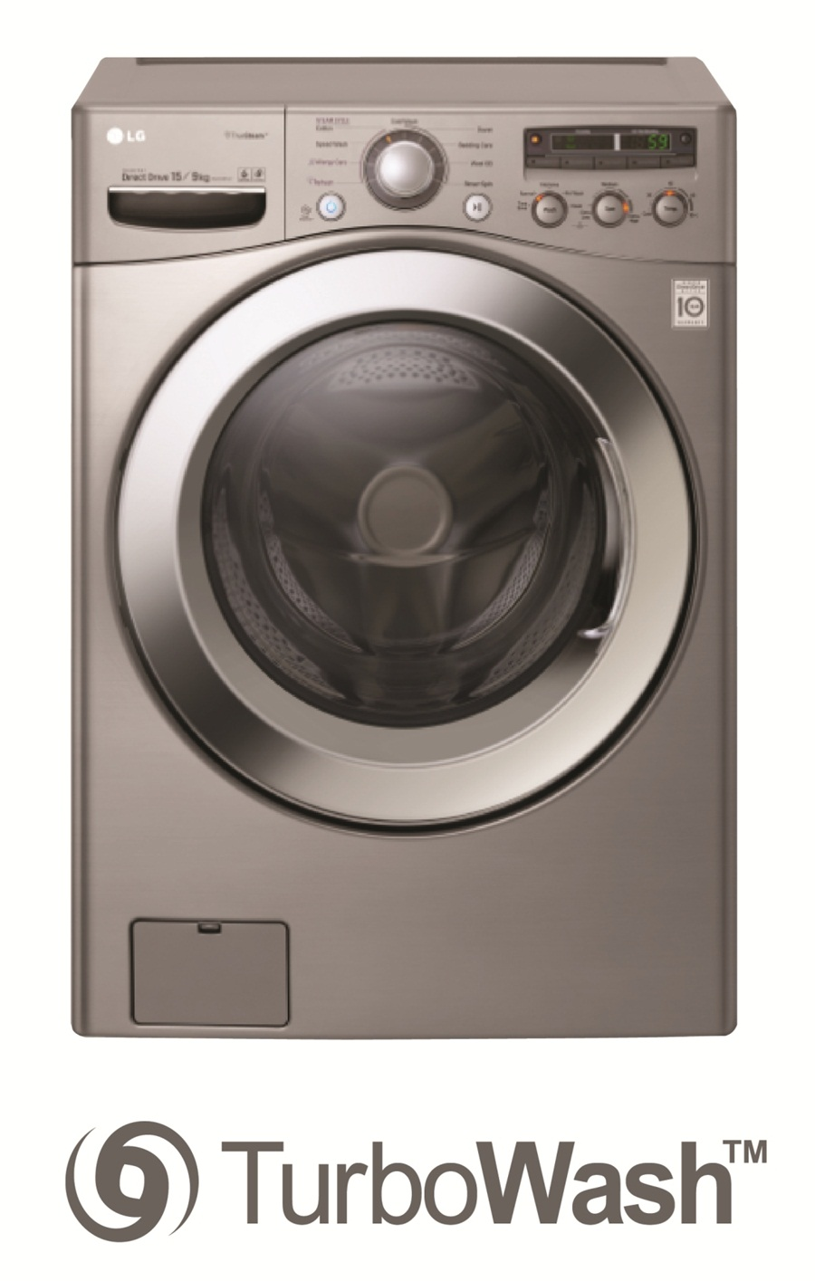 Lg S Revolutionary Turbo Washers For Fast And Easy Laundry