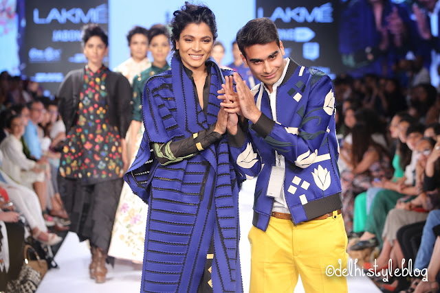 Sahil Kochhar Phool Mandi AW 2015 Lakme Fashion Week