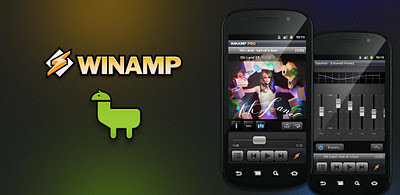 Android : Download Winamp Pro 1.2.6 Apk untuk Android