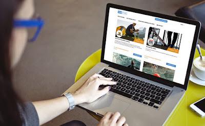 création boutique en ligne sport
