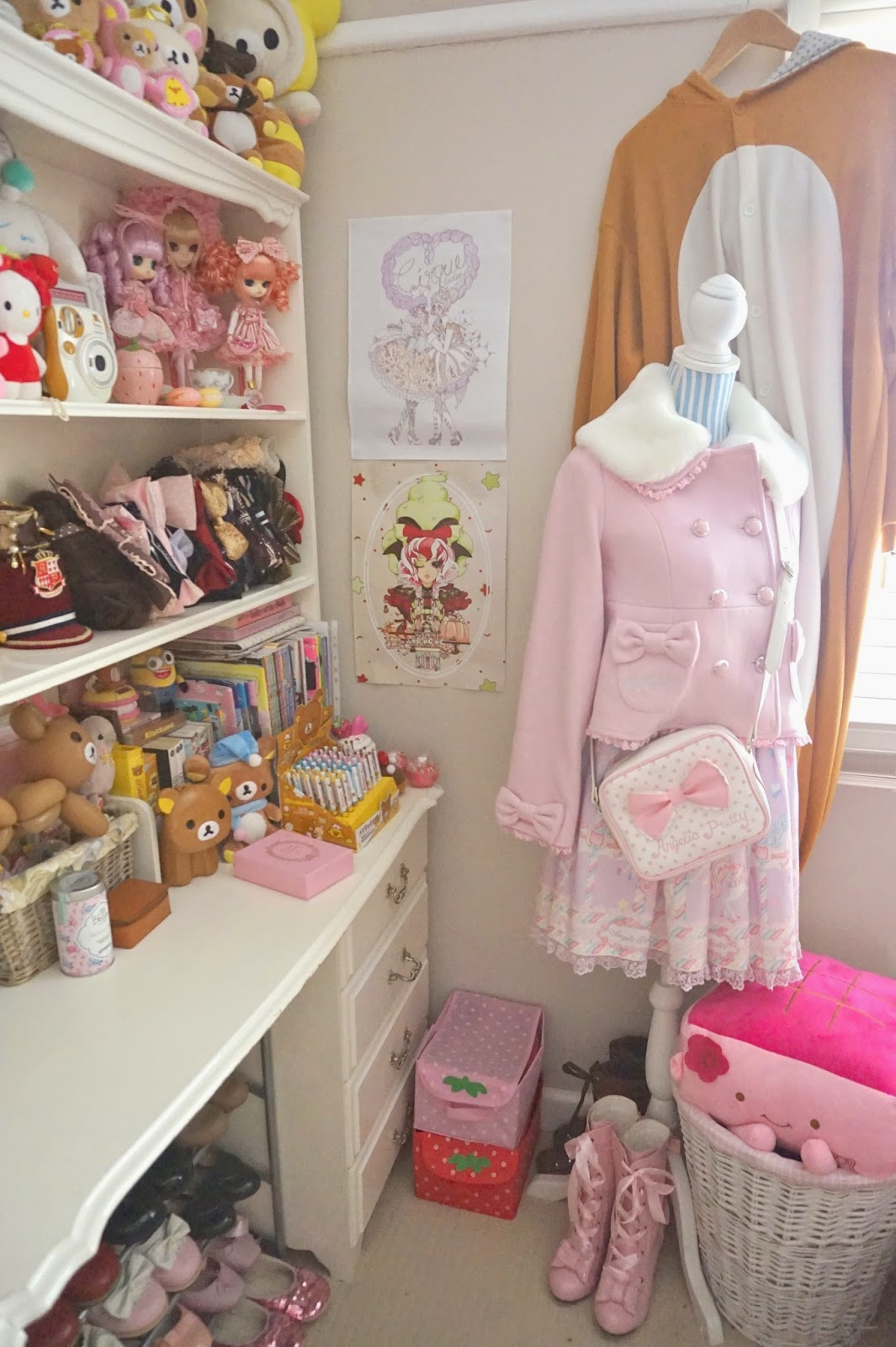milkyfawn a lolita blog welcome to my bedroom welcome to my bedroom room tour amp renovation leonie sii