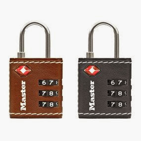 Master Lock TSA-Accepted Luggage Lock